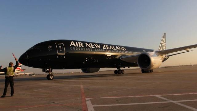 Lý do Trung Quốc không cho chuyến bay của New Zealand hạ cánh