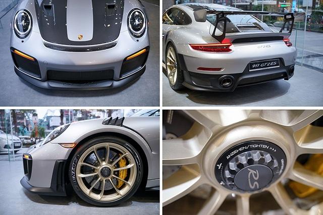 Giá hơn 20 tỉ đồng, Porsche 911 GT2 RS gia nhập làng siêu xe tại Việt Nam - 3