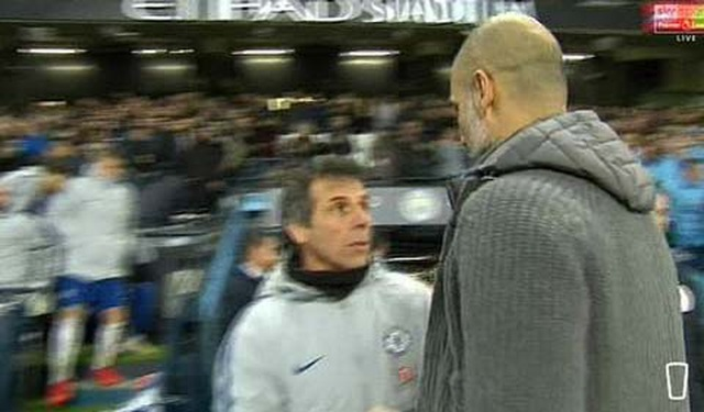 Thua thảm Man City, HLV Sarri từ chối bắt tay Pep Guardiola - Ảnh minh hoạ 2