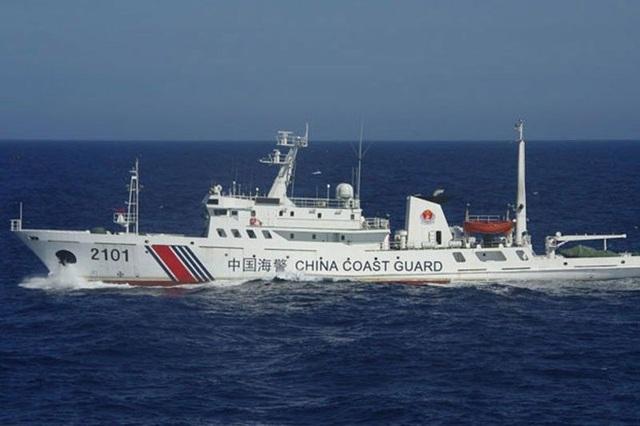 """Mỹ kiềm tỏa chiến thuật """"vùng xám"""" của Trung Quốc trên Biển Đông - 1"""