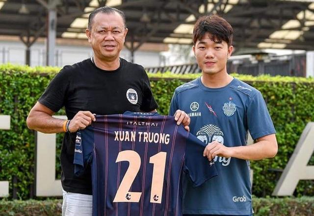 Đặng Văn Lâm đối đầu Xuân Trường ở giải Thái Lan khi nào?