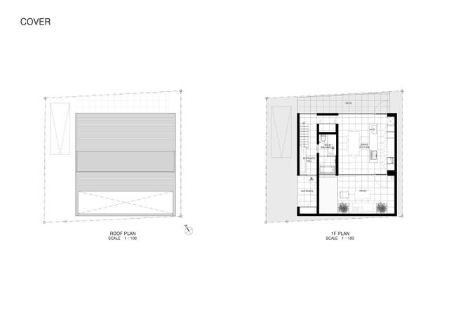 """Lạ mắt với ngôi nhà """"tốc mái"""" của kiến trúc sư Nhật Bản  - 5"""
