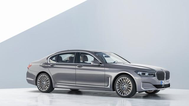 BMW sẽ thay thế dòng 7-Series bằng mẫu i7 chạy điện? - 2