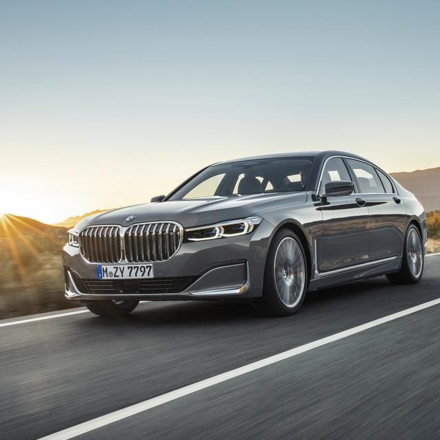 BMW sẽ thay thế dòng 7-Series bằng mẫu i7 chạy điện? - 1