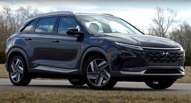 Nexo - Tầm nhìn tương lai của Hyundai - 1