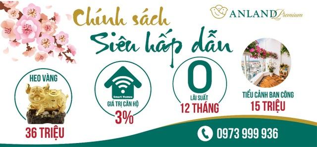Anland Premium tặng khách hàng heo vàng may mắn cùng chính sách bán hàng hấp dẫn - 1