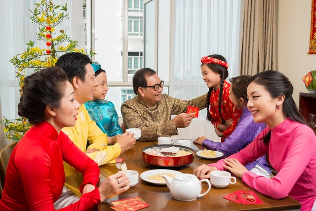 Ngân hàng Bản Việt lì xì tiền mặt, tặng vàng đầu năm cho mọi khách hàng - 1