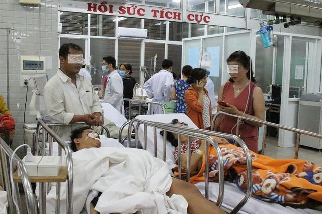 """TPHCM: Tai nạn, ẩu đả dịp Tết phần lớn do """"ma men"""" - 1"""