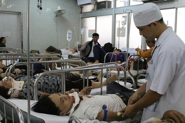 """TPHCM: Tai nạn, ẩu đả dịp Tết phần lớn do """"ma men"""" - 2"""