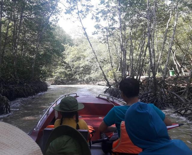 Đến Cần Giờ khám phá rừng Sác cực hoang dã  - 3