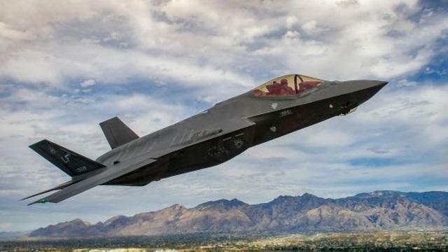 Máy bay chiến đấu F-35A của Nhật Bản biến mất khỏi radar - 1