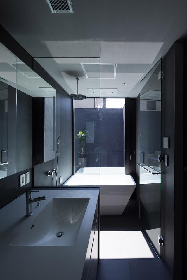 """Lạ mắt với ngôi nhà """"tốc mái"""" của kiến trúc sư Nhật Bản  - 11"""