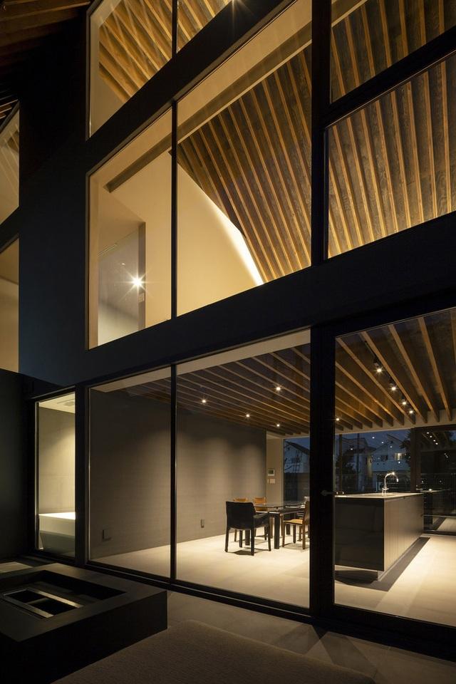 """Lạ mắt với ngôi nhà """"tốc mái"""" của kiến trúc sư Nhật Bản  - 14"""