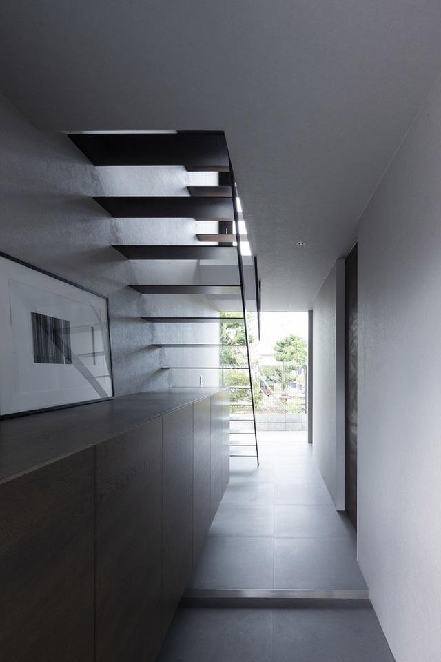 """Lạ mắt với ngôi nhà """"tốc mái"""" của kiến trúc sư Nhật Bản  - 8"""