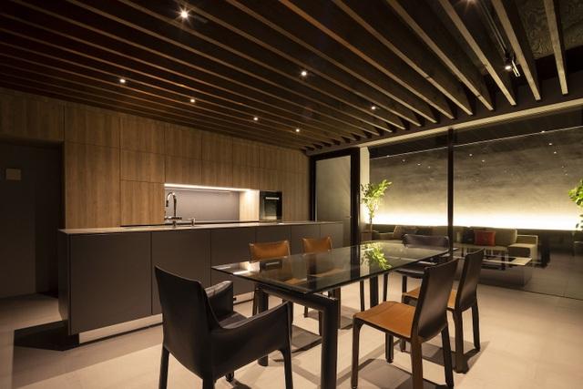 """Lạ mắt với ngôi nhà """"tốc mái"""" của kiến trúc sư Nhật Bản  - 3"""
