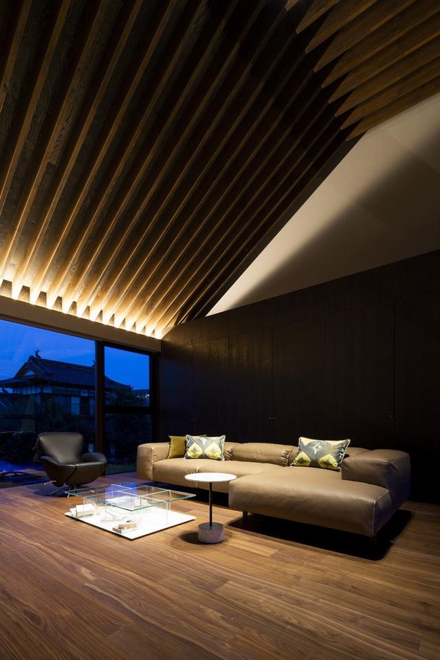 """Lạ mắt với ngôi nhà """"tốc mái"""" của kiến trúc sư Nhật Bản  - 6"""