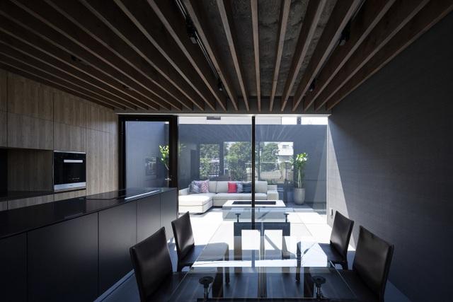 """Lạ mắt với ngôi nhà """"tốc mái"""" của kiến trúc sư Nhật Bản  - 7"""