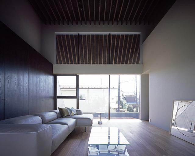 """Lạ mắt với ngôi nhà """"tốc mái"""" của kiến trúc sư Nhật Bản  - 12"""