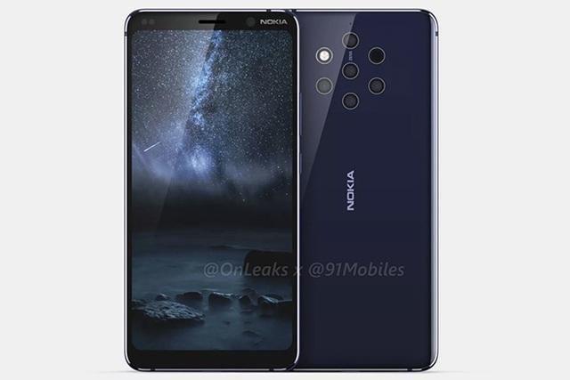 """Những """"bom tấn"""" smartphone được trông đợi nhất tại MWC 2019 - 3"""