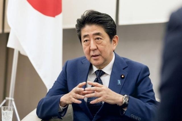 Thủ tướng Nhật Bản không sử dụng điện thoại thông minh - 1