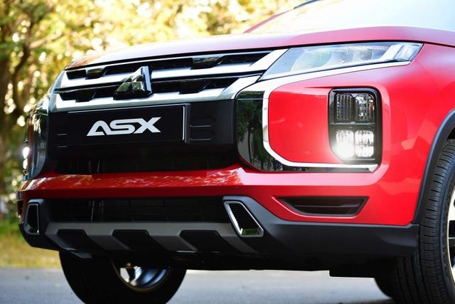 Mitsubishi Outlander Sport đã có phiên bản mới - 6