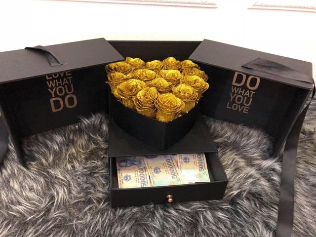 3-4 triệu đồng hộp hoa sáp, dịp Valentine tiếc gì tặng tình nhân - 4