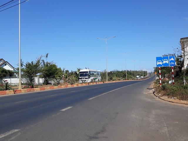 Thông xe đường tránh, cấm xe khách, xe tải lưu thông vào nội thành TP Buôn Ma Thuột - 1