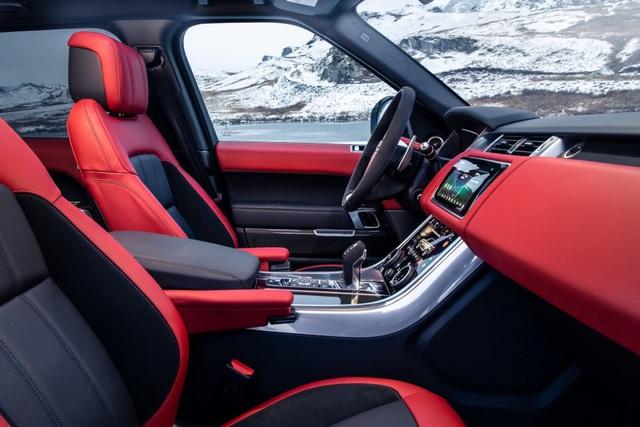 Range Rover Sport HST - Sang chảnh SUV hybrid tính năng vận hành cao  - 10