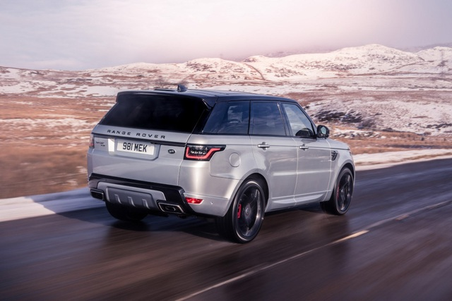 Range Rover Sport HST - Sang chảnh SUV hybrid tính năng vận hành cao  - 8