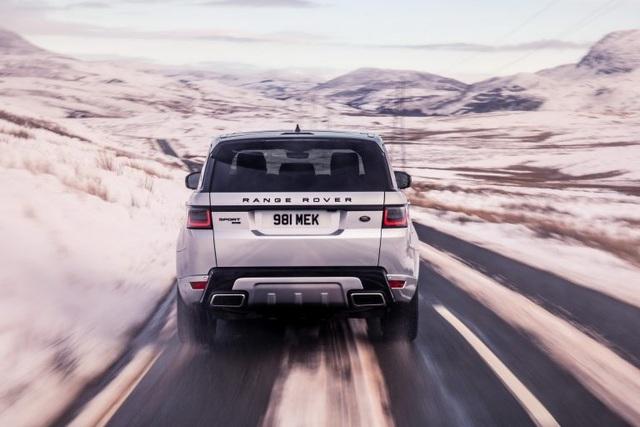 Range Rover Sport HST - Sang chảnh SUV hybrid tính năng vận hành cao  - 3