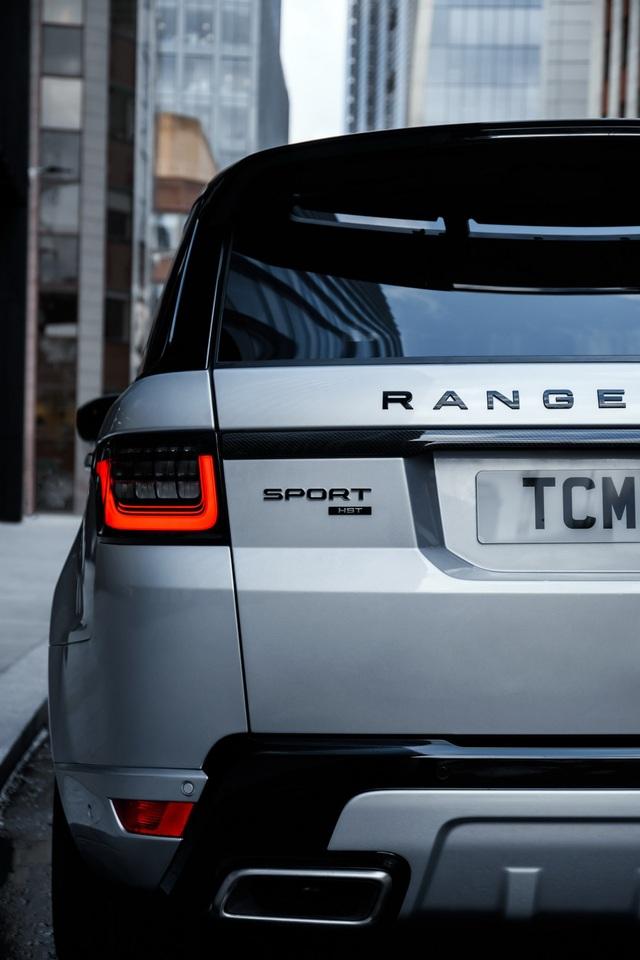 Range Rover Sport HST - Sang chảnh SUV hybrid tính năng vận hành cao  - 9