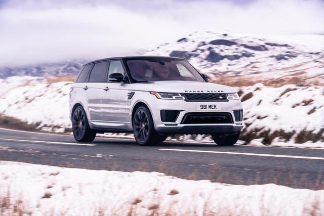 Range Rover Sport HST - Sang chảnh SUV hybrid tính năng vận hành cao  - 2