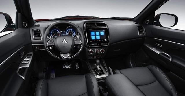 Mitsubishi Outlander Sport đã có phiên bản mới - 3