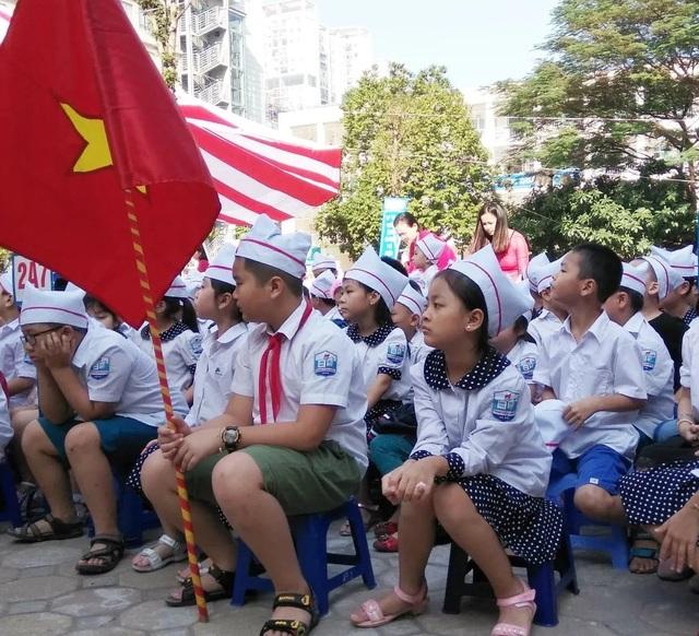 Hà Nội: Cho phép một số trường tổ chức thi tuyển sinh vào lớp 6 - 2