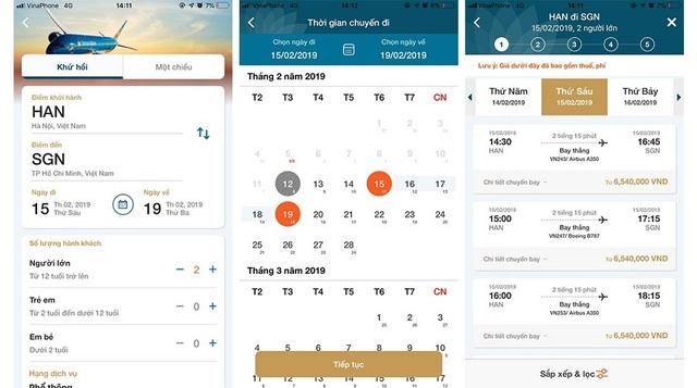 Vietnam Airlines ra mắt ứng dụng mới, tối ưu trải nghiệm người dùng - 2