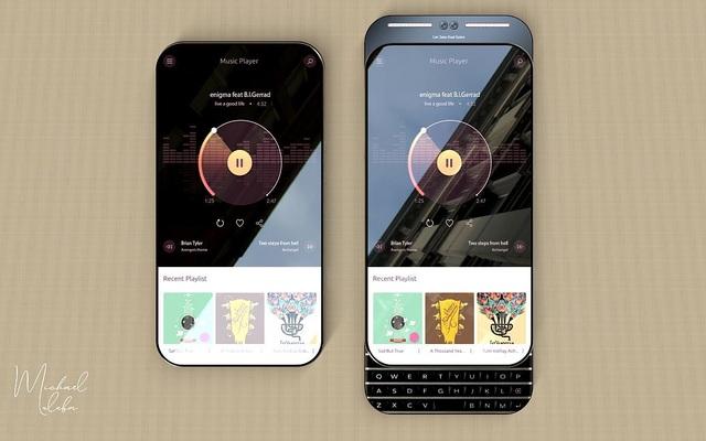Ngắm những bản concept smartphone 2019 siêu đẹp - 3