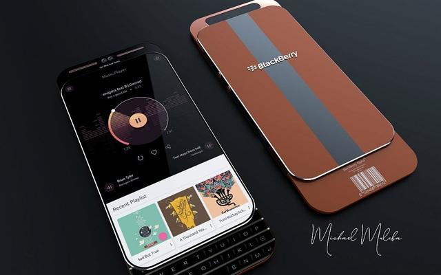 Ngắm những bản concept smartphone 2019 siêu đẹp - 1