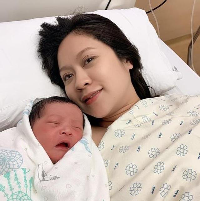 ThanhThuý, Thân Thúy Hà sinh con ngày đầu năm Kỷ Hợi - 4