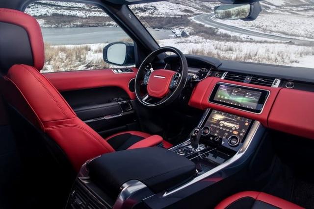 Range Rover Sport HST - Sang chảnh SUV hybrid tính năng vận hành cao  - 4