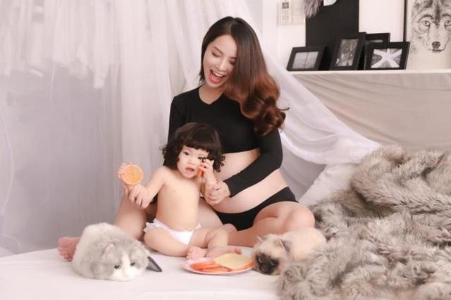 ThanhThuý, Thân Thúy Hà sinh con ngày đầu năm Kỷ Hợi - 6