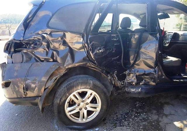 Xảy ra tai nạn 8 người thương vong, Sở GTVT báo cáo không có vụ đặc biệt nghiêm trọng? - 1