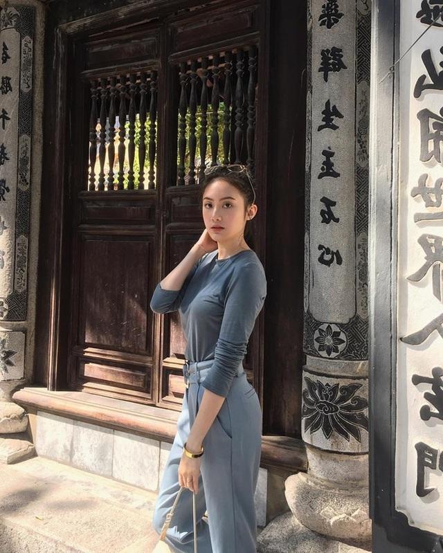 Hot girl Lào xinh đẹp ăn Tết ở Việt Nam gây bão mạng là ai? - 9