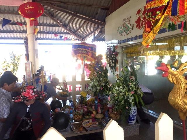 Bạc Liêu: Hàng ngàn người dự lễ Nghinh Ông Duyên Hải đầu năm mới - 8