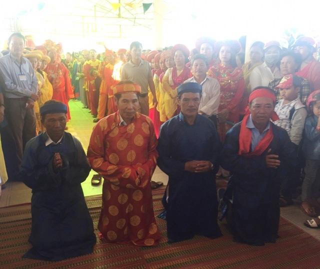 Bạc Liêu: Hàng ngàn người dự lễ Nghinh Ông Duyên Hải đầu năm mới - 6