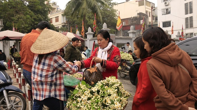 Đào phai, mai tàn, dân Hà thành chơi hoa bày đĩa nửa triệu/kg - 5..jpg