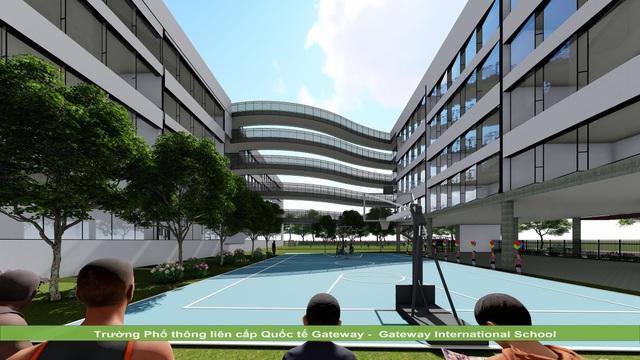 KTS Hoàng Thúc Hào bật mí về ngôi trường có kiến trúc xanh và lớn bậc nhất Hà Nội - 5