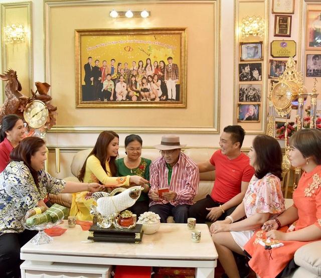 Đại gia đình diễn viên Lý Hùng lần đầu diễn xuất cùng nhau - 2