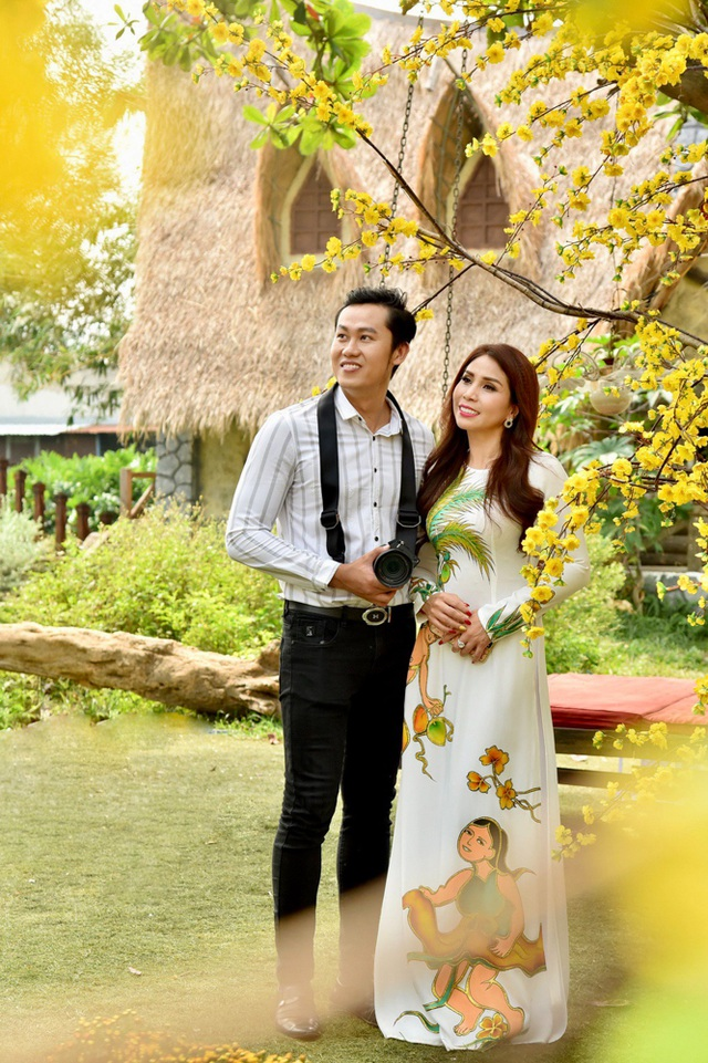 Đại gia đình diễn viên Lý Hùng lần đầu diễn xuất cùng nhau - 4