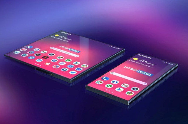 Ngắm những bản concept smartphone 2019 siêu đẹp - 8