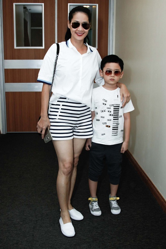 ThanhThuý, Thân Thúy Hà sinh con ngày đầu năm Kỷ Hợi - 2